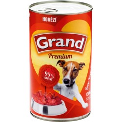 GRAND Premium hovězí 1300g