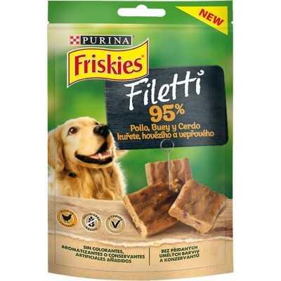 FRISKIES Filetti s kuřetem 70g