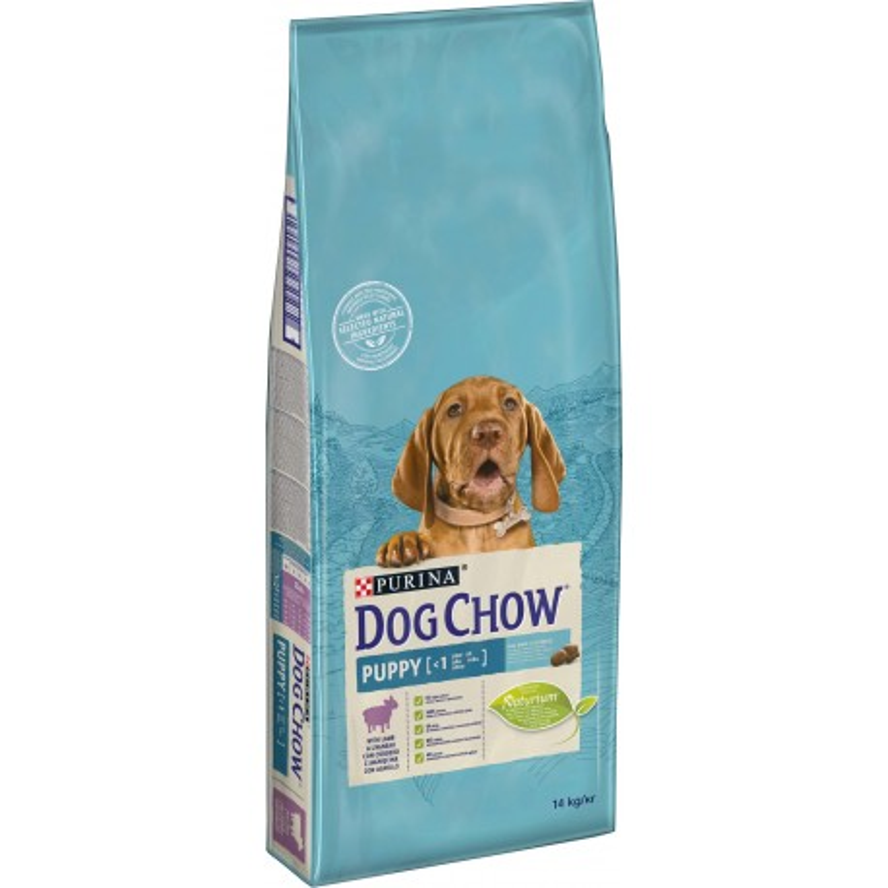 DOG-CHOW 14kg PUPPY JEHNĚČÍ