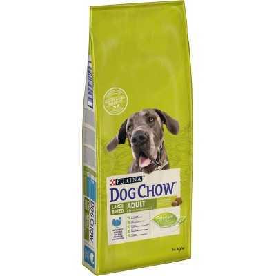 DOG CHOW LARGE BREED krůta 14kg