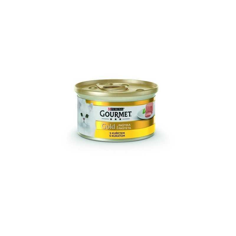 GOURMET GOLD 85g kuřecí paštika