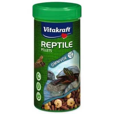 REPTILE PELLETS OMNIVORE 250ml-vodní želvy