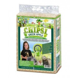 CHIPSI -GREEN-APPLE 60l.- 3,6kg