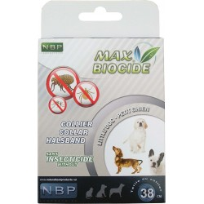 Max Biocide Antipar.obojek Dog 38cm malá plemena