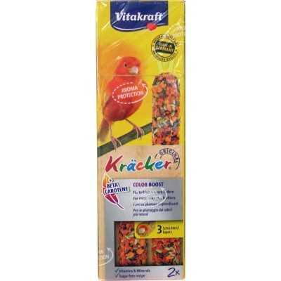 VITAKRAFT KRÄCKER pro kanáry 2 ks color na vybarvení