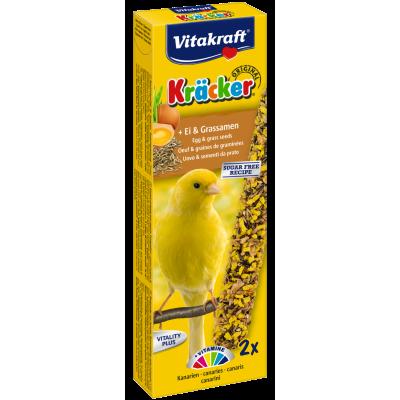 VITAKRAFT KRÄCKER kanár 2ks -vejce+tráv.semeno