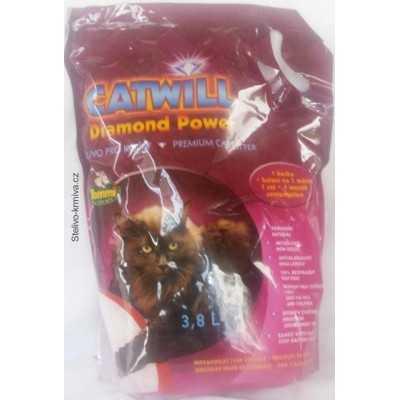 CATWILL  10l  - 4,3kg