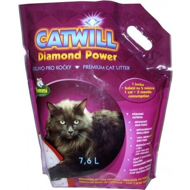 CATWILL 7.6l. - 3,3 kg